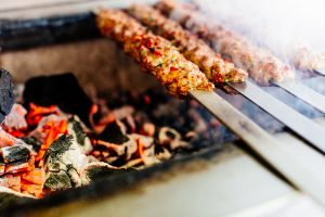 mega kebabs cooking in cheshunt takeaway