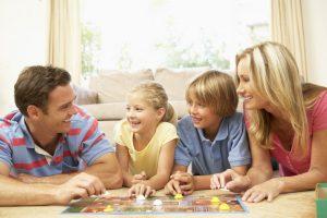 family boardgame